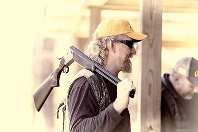 John Stone Quail Hunting at Crumpton Quail Farm