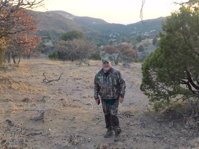 Turkey hunt in Mexico with Don Saylor, Andrew Baldy, Bubba Dickinson, and JB Hoffman