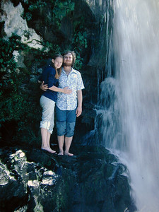 To Abrams Falls in Cades Cove (1973)