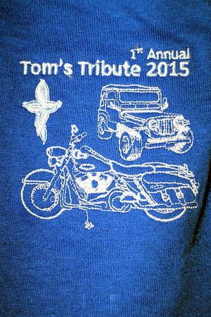 Tom's Tribute 2015