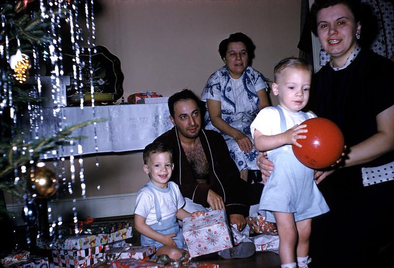 Christmas 1957 5