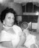 1956 Mary Stanziale feeding Bill