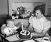 1956 Tom's 1st Birthday 4