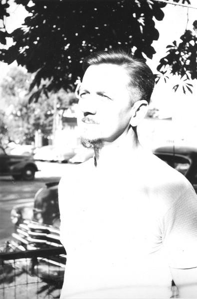 Dick Eckhart, my grandfather.