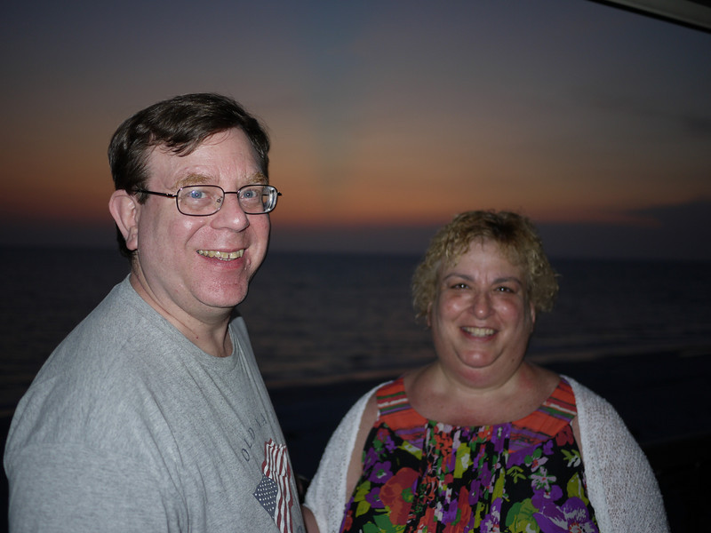 Friends Phil & Shelly Meister - Indian Shores, Florida. May 2010