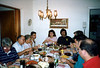 Thanksgiving 1992 with Mary Ann & Rich's family. Thanksgiving is special in Florida with the Clemow's.