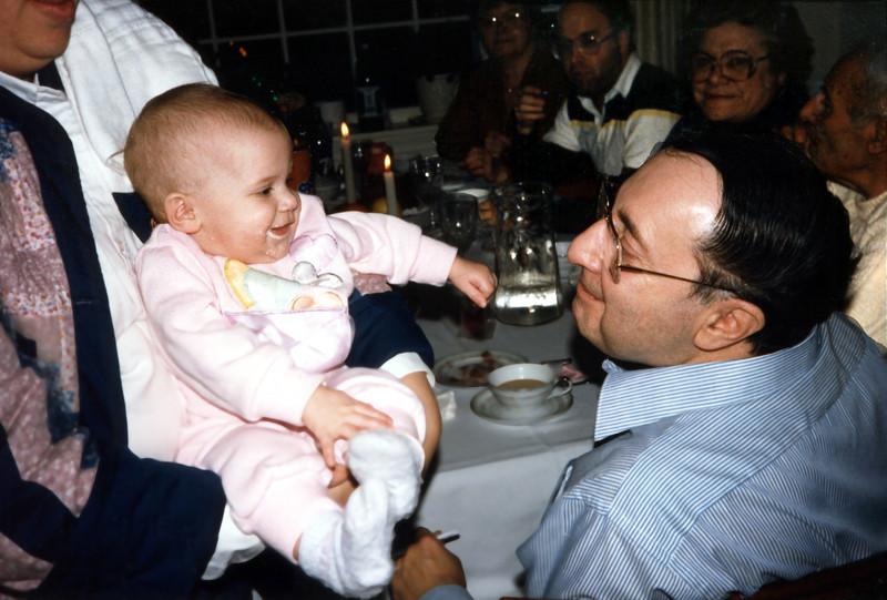 Grandpa's Birthday Party - February 23, 1986