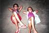 Cousins Katie and Elizabeth. Lancaster, SC
