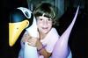 Katie in Florida - 1991