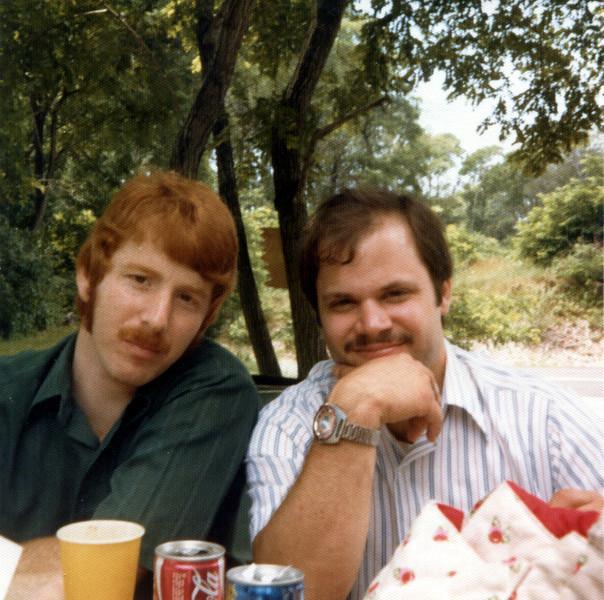 Bruce & Tom - 1977