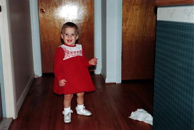 Katie has always had a very nice smile.