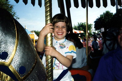 Magic Kingdom - November 1989