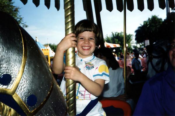 Magic Kingdom - November 1989