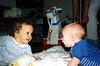 Cousins Tristan & Nick.