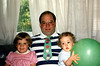 It must be father's day. 1988