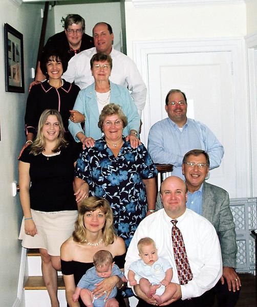 2004 Alex & Richie's Christening.