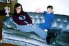 Penny's Cousin Sara & Tristan. 1990