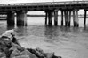 Fishing at John's Pass, Maderia Beach, Florida<br /> ©2004 Thomas Stanziale. All rights reserved.