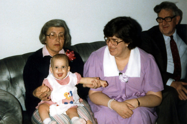 Mother's Day 1986