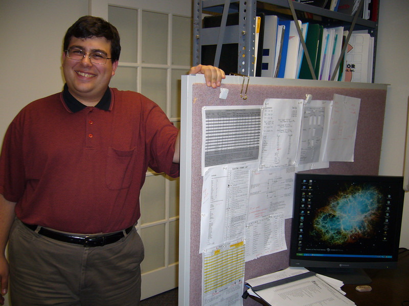 Ben Meister at Acorn Consulting Engineers.