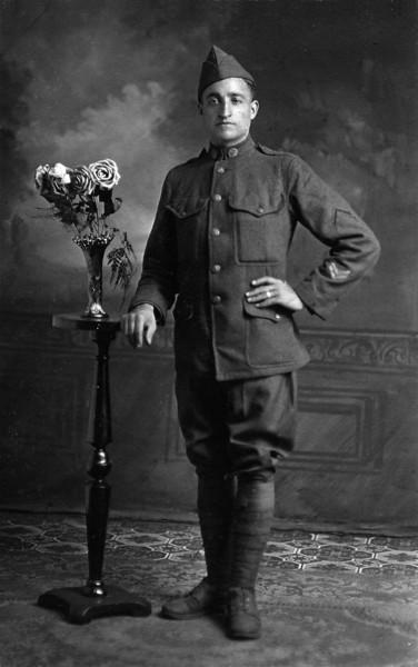 Carmine (Tom) Stanziale, WWI