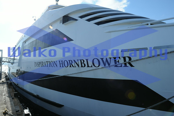 August 19, 2014 - KPRI's 100th PLC Cruise aboutd the Inspiration Hornblower