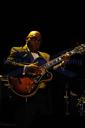 BB King at the San Diego Civic Center