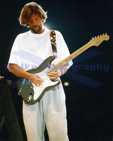 Eric Clapton 1985 - San Diego Sports Arena
