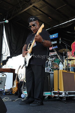 Bill Magee Blues Band - SD Blues Festival 2013