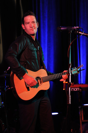 February 7, 2014 - Rock in the Park at the Reuben H. Fleet Science Center - Michael  Tiernan.