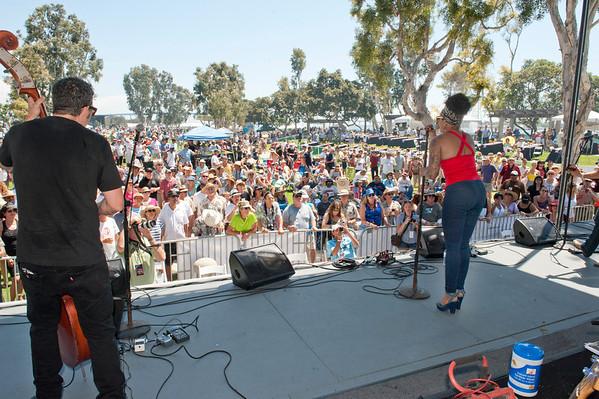 September 9, 2013 - San Diego Blues Festival