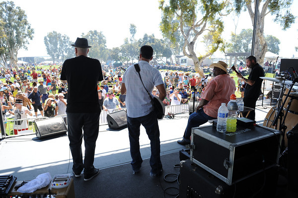 September 9, 2013 - San Diego Blues Festival