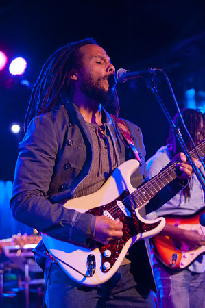 February 20, 2014 - Carlsbad, California; USA;   Sunset Sessions Ziggy Marley at the Belly Up Tavern.