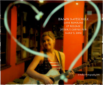 Dawn Mitschele - Love Remains EP Release