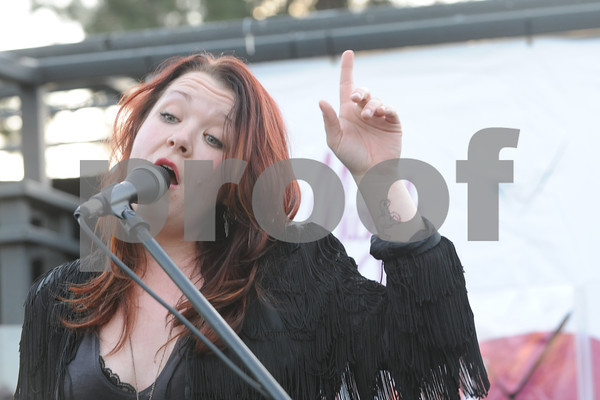 Sunset Sessions 2012 - Audra Mae