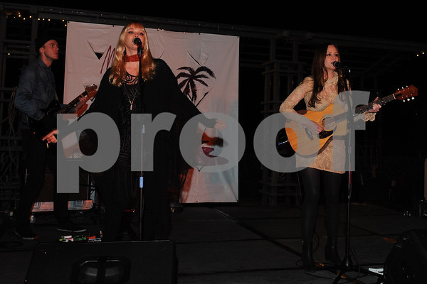 Sunset Sessions 2012 - The Pierces