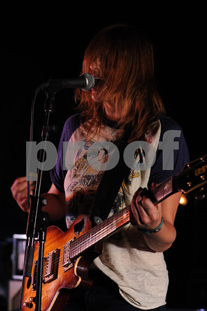 Dead Sara performs at Sunset Sessions Rock! in Palm Springs, California on June 21, 2012.