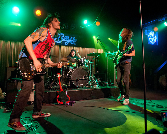 June 8, 2013, Solana Beach, CA; Sunset Sessions Rock Day 3 - ACIDIC at the Belly Up Tavern.