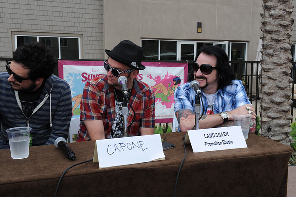 June 8, 2013, Carlsbad, CA; Sunset Sessions Rock Day 3 - Artists Development Panel at the Hilton Carlsbad Oceanfront Resort.