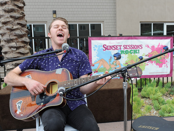 June 8, 2013, Carlsbad, CA; Sunset Sessions Rock Day 3 - Beachwood Coyotes at the Hilton Carlsbad Oceanfront Resort.