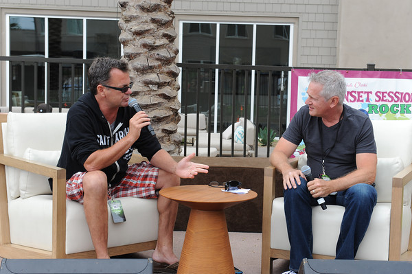 June 8, 2013, Solana Beach, CA; Sunset Sessions Rock Day 3 - Kevin Lyman of Pennywise at the Hilton Carlsbad Oceanfront Resort.
