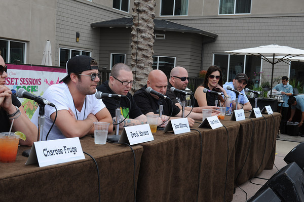 June 7, 2013, Carlsbad CA; Sunset Sessions Rock Day 2 - Look at Me - How Radio uses Social Media Panel at the Hilton Carlsbad Oceanfront Resort.