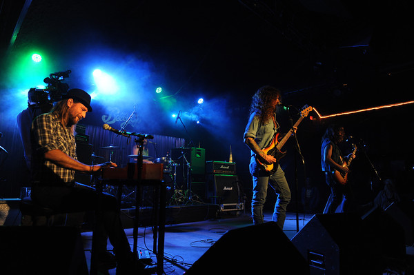 June 6, 2013, Solana Beach, CA; Sunset Sessions Rock Day 1 - Monster Truck  at the Belly Up Tavern.