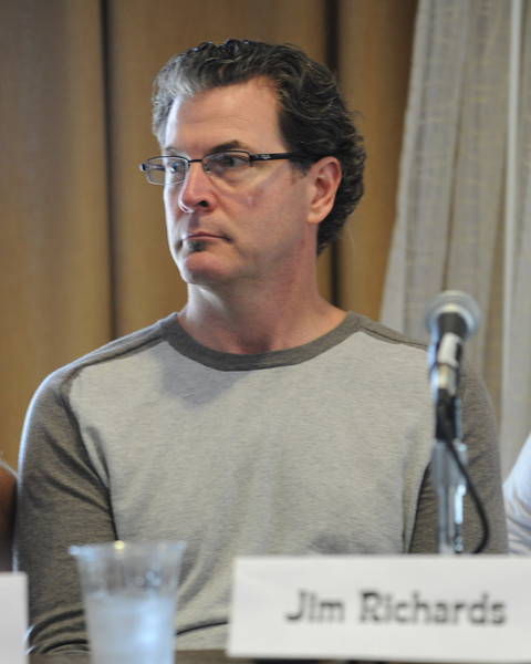 June 8, 2013, Carlsbad, CA; Sunset Sessions Rock Day 3 - Music Meting Panel at the Hilton Carlsbad Oceanfront Resort.