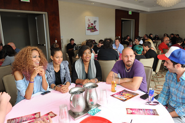 June 6, 2013, Carlsbad, CA; Sunset Sessions Rock Day 1 - Passion Panel at the Hilton Carlsbad Oceanfront Resort.