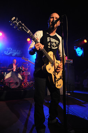 June 7, 2013, Solana Beach, CA; Sunset Sessions Rock Day 2 - Redlight Kings at the Belly Up Tavern.