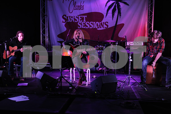 Dido performs at Sunset Sessions 2013 on February 22, 2013 at the Grand Hyatt in San Francisco, California