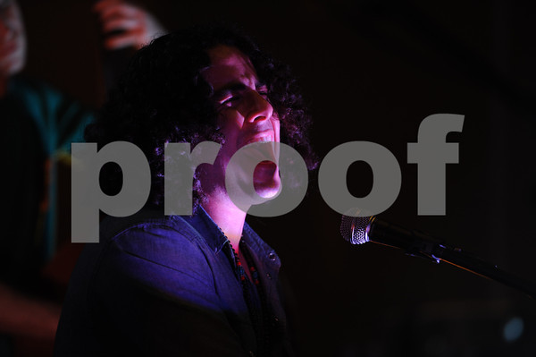 Doran Dandoff performs at Sunset Sessions 2013 on February 22, 2013 at the Grand Hyatt in San Francisco, California
