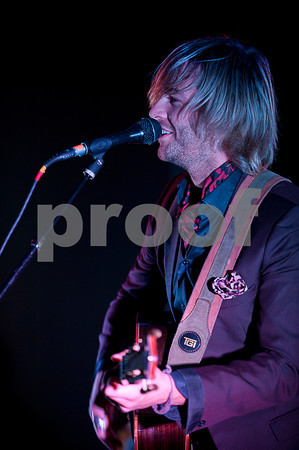 Keith Harkin performs at Sunset Sessions 2013 on February 22, 2013 at the Grand Hyatt in San Francisco, California
