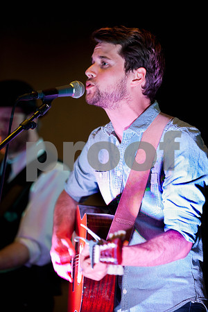 Matt Hires performs at Sunset Sessions 2013 on February 22, 2013 at the Grand Hyatt in San Francisco, California
